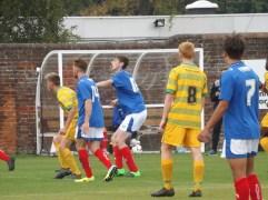 Pompey Academy v's Yeovil Town, 10/10/2015