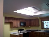 how to remove a drop ceiling in the kitchen | www ...