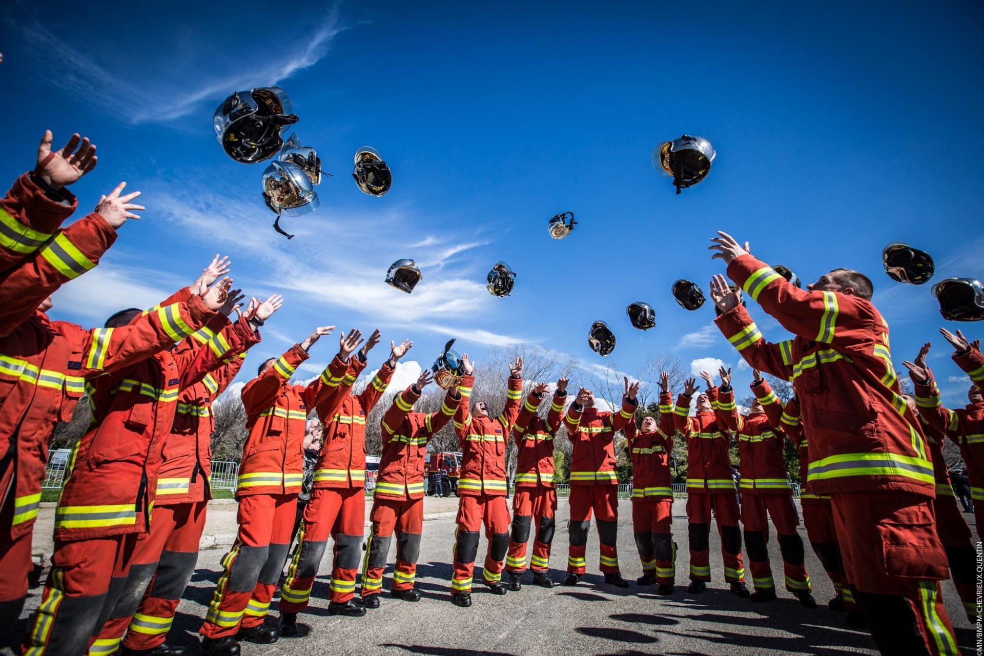 ?? Marseille (13) : Remise des casques