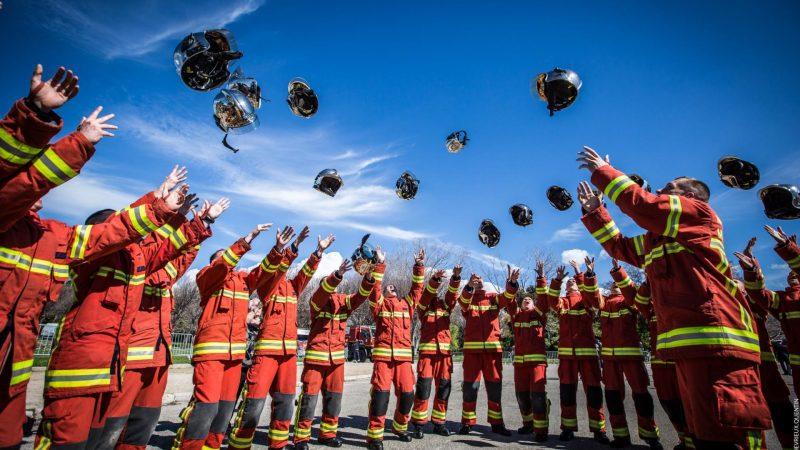 🇫🇷 Marseille (13) : Remise des casques