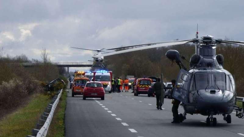 🇫🇷 Saint-Agnant (17) : 3 morts, 3 blessés dans un accident frontal