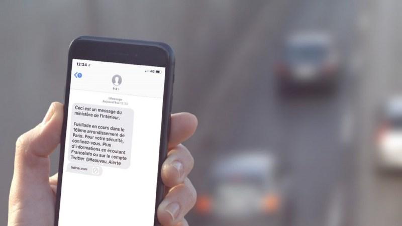 ?? Europe : Vers un système d'alerte SMS en cas d'attentat