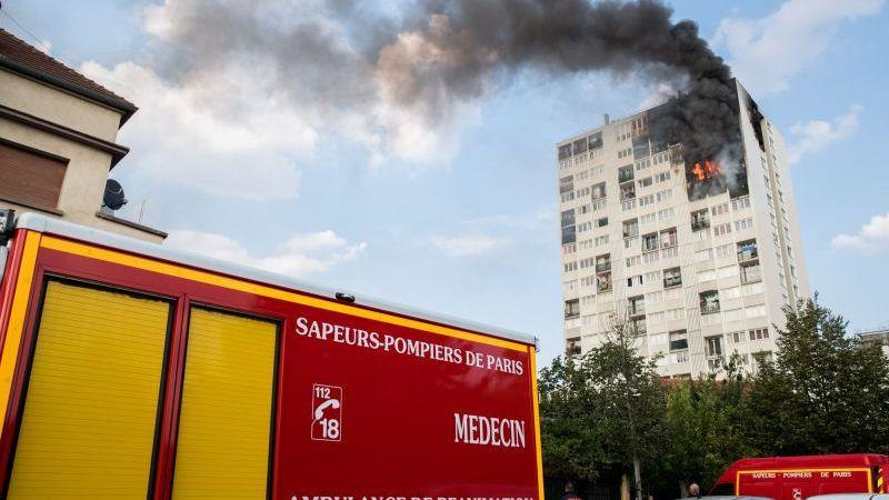 ?? Aubervilliers (93) : 4 décès dans un incendie au 17ème étage d'une tour