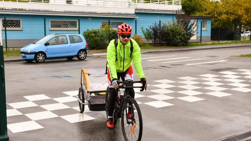 🇫🇷 Grand Est : Un pompier volontaire va parcourir 1 324 km à vélo pour une bonne cause