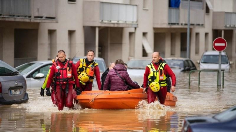 🇫🇷 Aude (11) : Des inondations mortelles