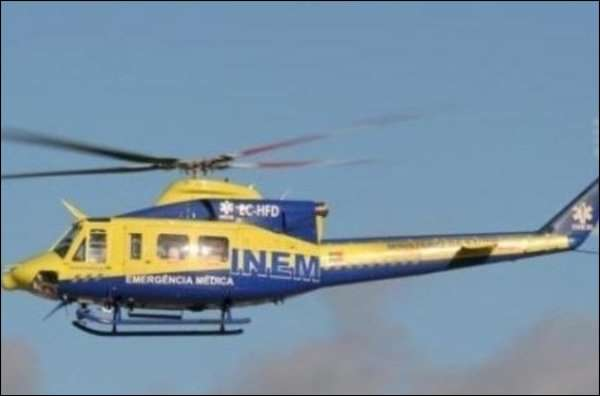 🇵🇹 Valongo : Un hélicoptère de secours se crash