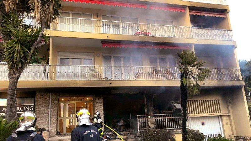 ?? Grasse (06) : Une explosion de gaz dans une pizzeria fait un blessé