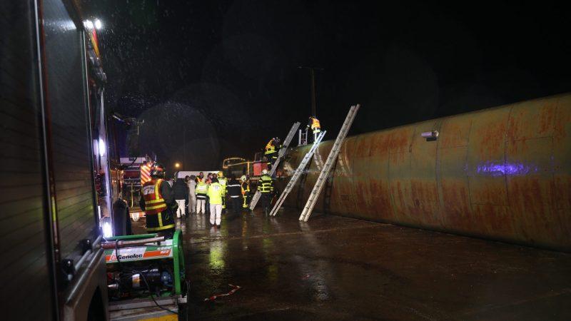 🇫🇷 Blainville-sur-l'Eau (54) : Exercice de nombreuses victimes dans un train et un autocar