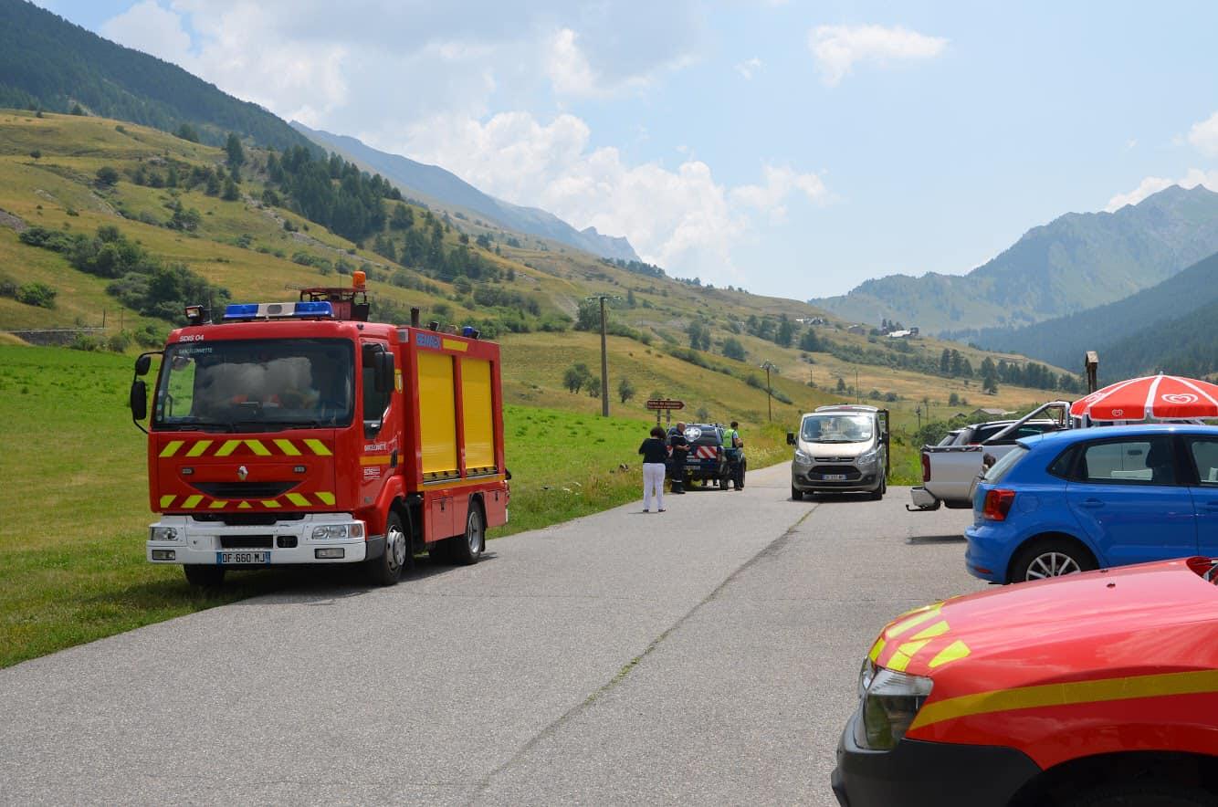 🇫🇷 Col de Larche (04) : Deux avions se percutent, deux morts