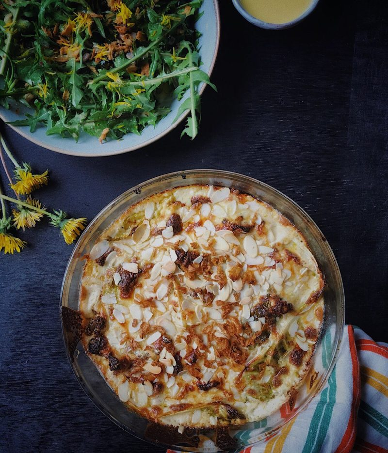 The Best Cauliflower Cheese