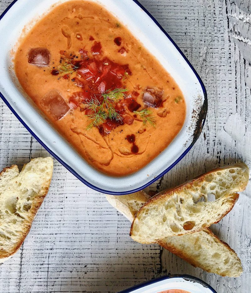 Tomato & Fennel Gazpacho