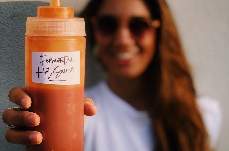Fermented Chilli Sauce