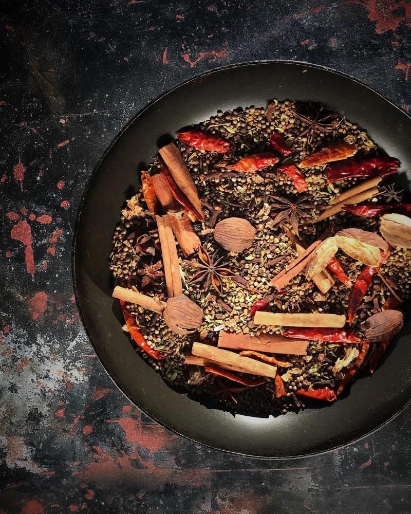 Sri Lankan Curry Powder Spice Mix Blend