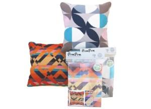 POMPOM Design Kits & Pillows