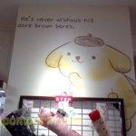 ポムポムプリン☆サンリオの壁
