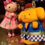 ポムポムプリン☆夏祭り法被グリーティング
