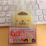 ポムポムプリン☆ポムポムプリン BUDDY BALL ミニスピーカー