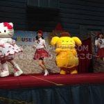 ポムポムプリン☆小田原でハローキティ&プリンのハートフルタイム
