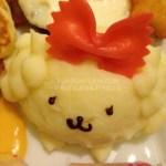 ポムポムプリンカフェ☆2度目の。