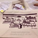 ポムポムプリン☆300円トート