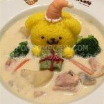 ポムポムプリンカフェ☆国内3店舗のクリスマスセット比較☆原宿・梅田・横浜=追記あり=