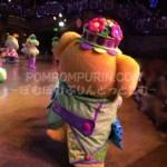ポムポムプリン☆プリンちゃんだけ。新パレードの写真「Miracle Gift Parade」