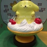 ポムポムプリン☆キャラクターヒルズのフォトスポット