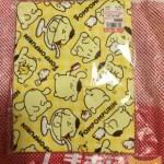 ポムポムプリン☆入園入学準備もポムポムプリンで!