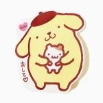 ポムポムプリン☆ボイスカード3/20発売
