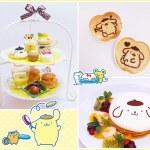 ポムポムプリン☆お台場☆Café de Miki with Hello Kitty(カフェドミキウィズハローキティ)4/29~6/30
