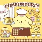 ポムポムプリン☆ポムポムプリン スイーツショップデザインシリーズ