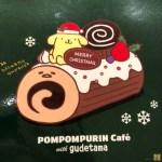 ポムポムプリンカフェ☆横浜&名古屋☆クリスマス限定メニュー12/25まで♪
