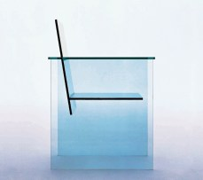 Glass Chair, 1976