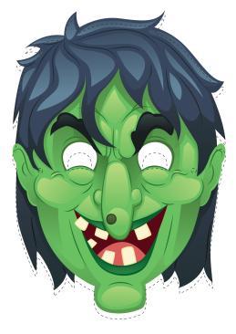 Halloween mask3