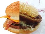 【見本と実物】沖縄編!A&Wのハンバーガー
