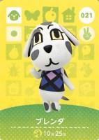 Amiibo card21