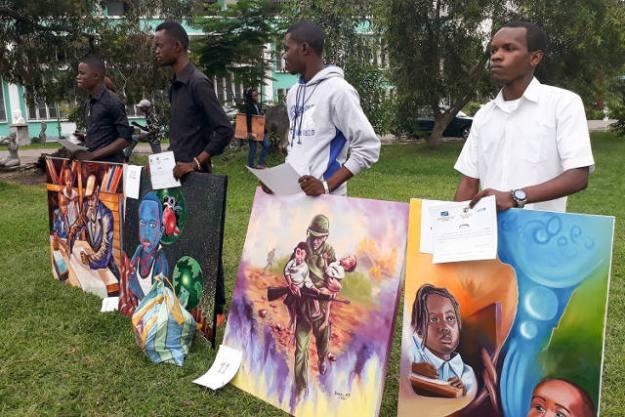 droits de l'enfant en RDC