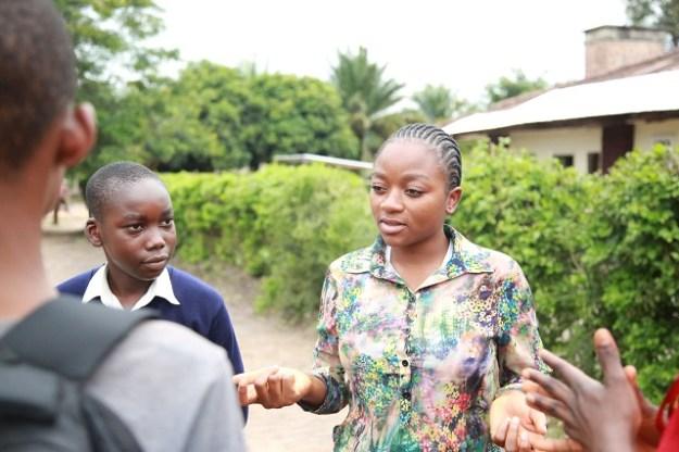 Des enfants impliqués pour l'enregistrement des naissances à l' Etat civil au Haut-Lomami