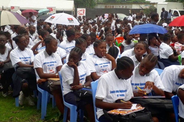 child participation in DRC