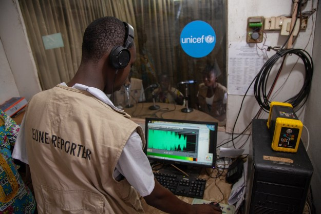 Radio in DRC