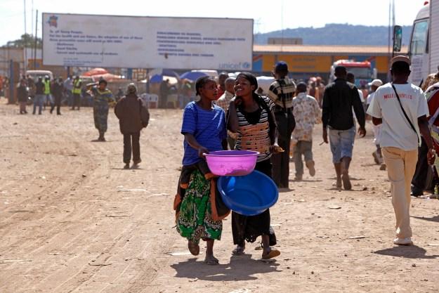 Si beaucoup d'enfants en RDC ne vont pas à l'école, c'est parce que les parents n'ont pas les moyens financiers pour supporter leur éducation.