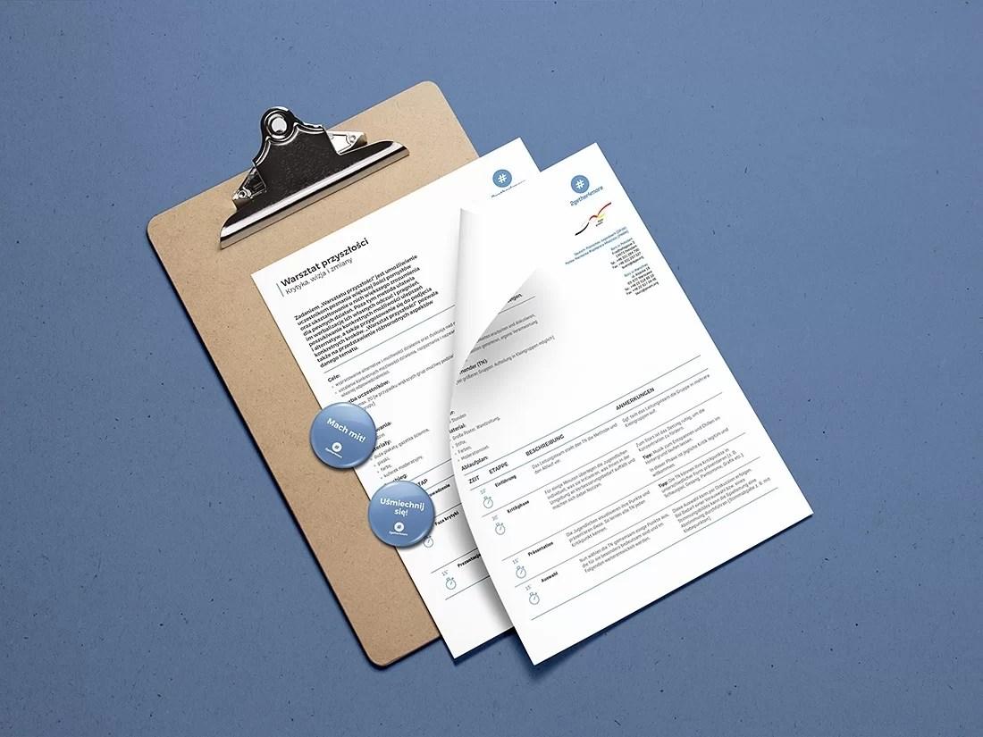 Projekty dokumentów dla prowadzących zajęcia