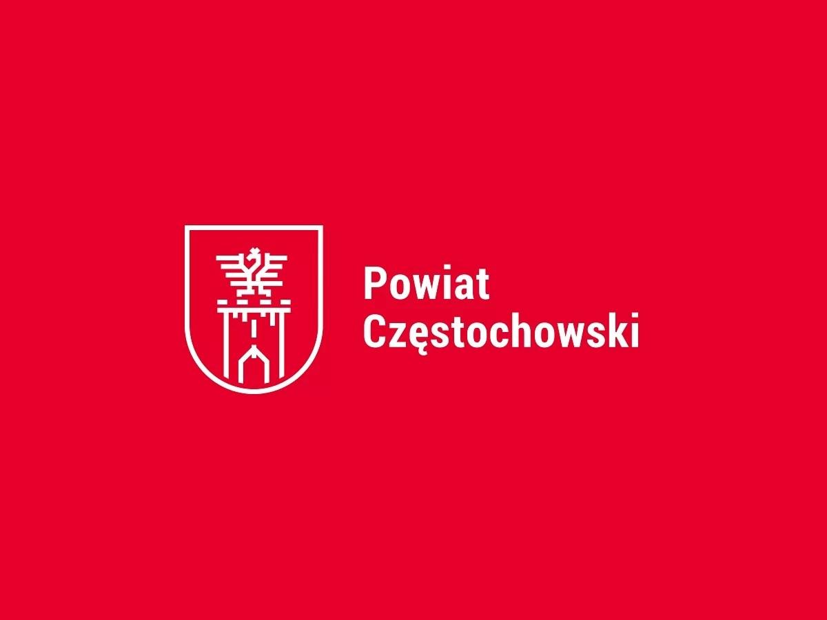 Logo Powiat Częstochowski
