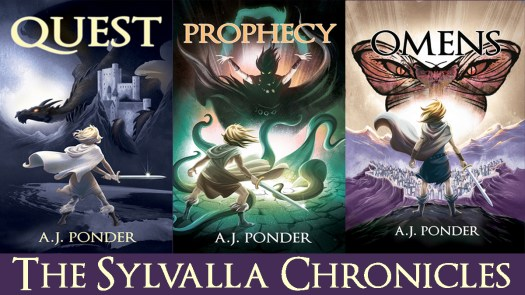 Quest Prophecy and Omens - The Sylvalla Chronicles with live reading of Prophecy.