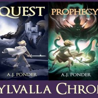 Live Book Reading of Prophecy - check it out