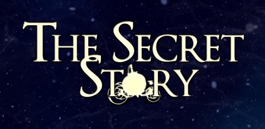 The Secret Story Banner - Cinderella Fairytale