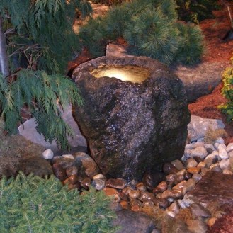#bubbling boulder