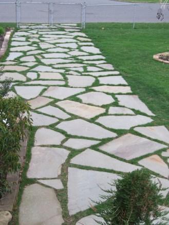 mosaic driveway