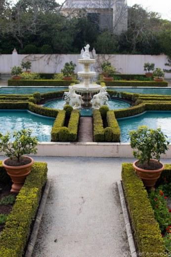 The Italian Renaissance Gardens. © Violet Acevedo