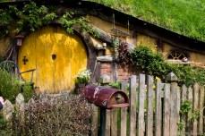 The first hobbit hole we encountered. © Violet Acevedo